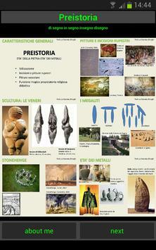 Storia dell'arte: Preistoria poster