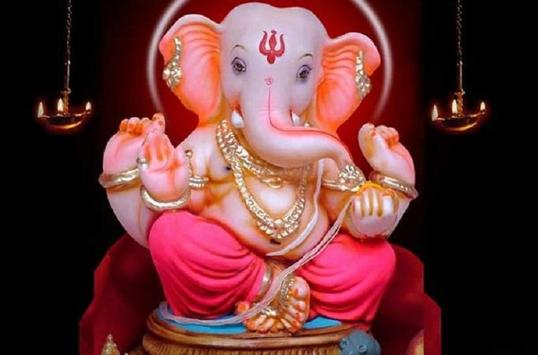 Ganesh Puja poster
