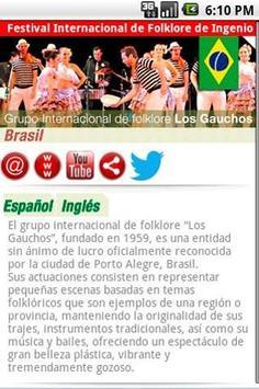 Folklore de Ingenio apk screenshot