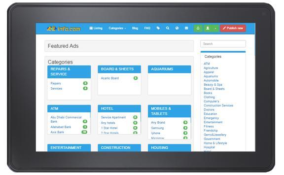 A2Z Info Admin apk screenshot