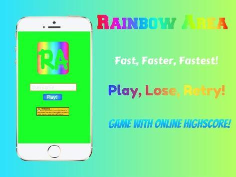 Rainbow Area apk screenshot