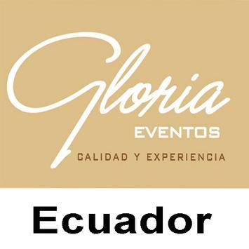 Gloria Eventos Ecuador poster