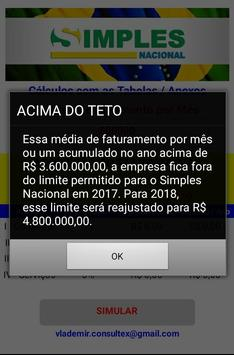 Anexos do Simples Nacional apk screenshot