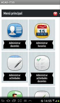 ACAD ITSS screenshot 2