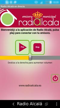 Radio Alcalá apk screenshot