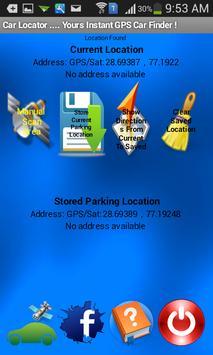 MyCar Locator screenshot 8