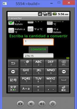 Convertidor de Medidas LMT screenshot 1