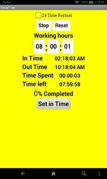 Swipe Time screenshot 3