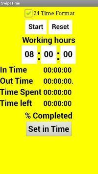 Swipe Time screenshot 5