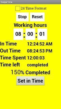 Swipe Time screenshot 7