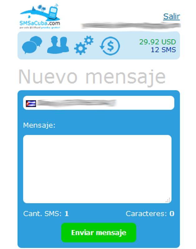 sms gratis a cuba online dating
