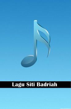Lagu SITI BADRIAH Terbaru poster
