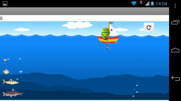 Fishing screenshot 1