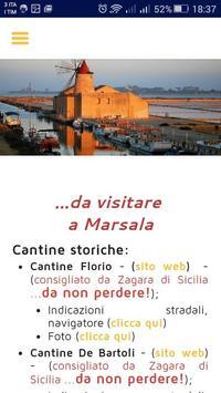 Zagara di Sicilia Guide screenshot 4