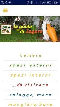 Zagara di Sicilia Guide poster