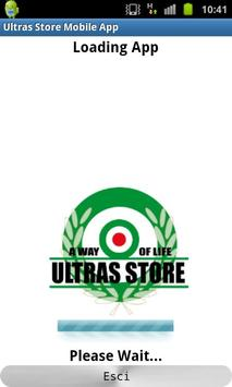 Ultras Store App poster