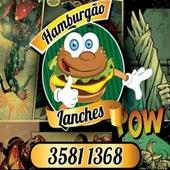 HAMBURGÃO LANCHES icon