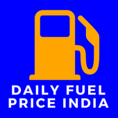 Daily Fuel Price India icon