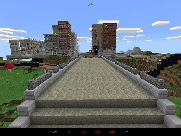 Играть в майнкрафт на карте апокалипсис зомби скачать карта игра играть паук 2 масти