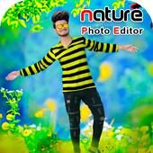 Nature Photo Editor - Nature Photo Frame icon