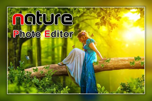 Nature Photo Editor - Nature Photo Frame screenshot 3