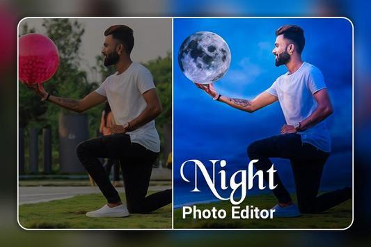 Night Photo Editor screenshot 2