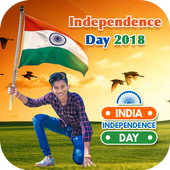 Independence Day Photo Editor 2018 : 15th August icon