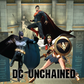 Guide DC UNCHAINED Strategies Build Superheros icon