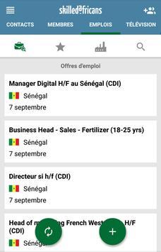 SkilledAfricans screenshot 1
