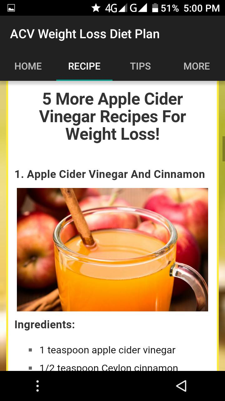 Can I Use Any Apple Cider Vinegar For Weight Loss Good Tips Here