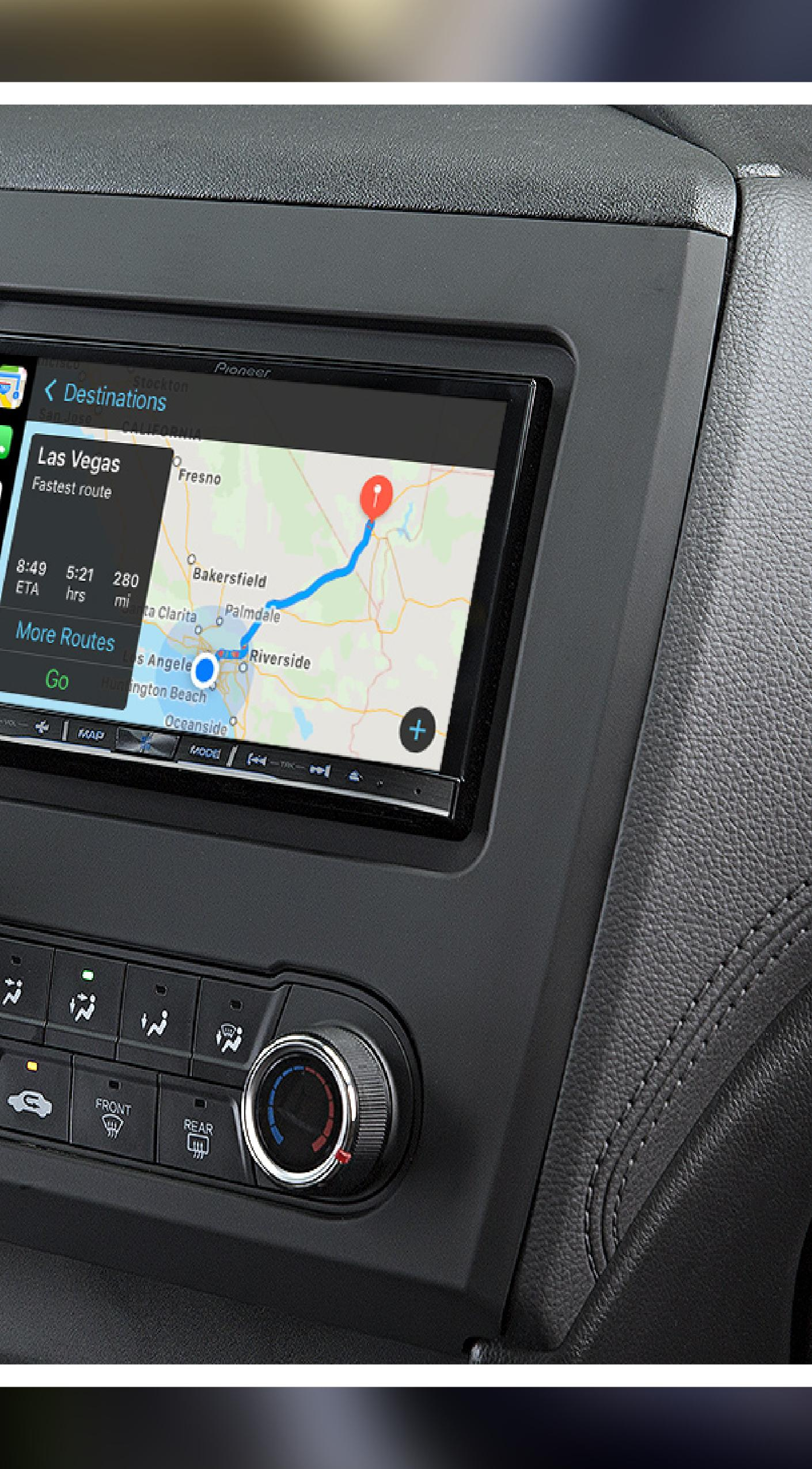 Apple CarPlay Navigation Guide, Android Auto Maps for Android - APK
