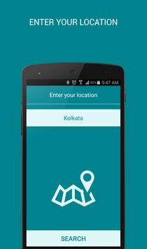 AroundMe - Your nearby locator poster