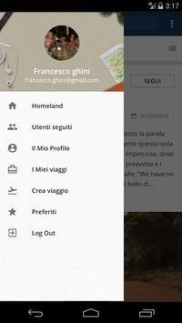 Giruland - Diario di viaggio apk screenshot