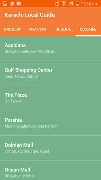 Karachi Local Guide poster