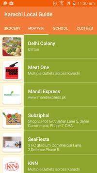 Karachi Local Guide apk screenshot