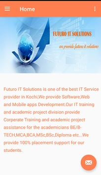 Futuro It Solutions poster