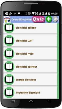 Electricité Générale screenshot 2
