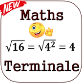 Maths Terminale New icon