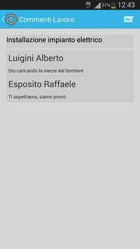 LavorO-Matic apk screenshot