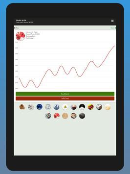 Virtual Investment Game apk screenshot