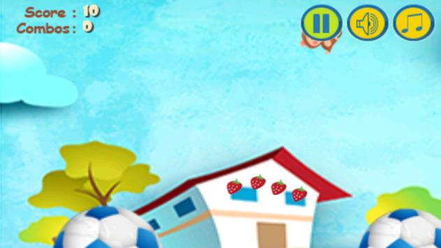 small Monkey jump game apk screenshot