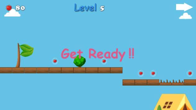 Green Bird Game free apk screenshot