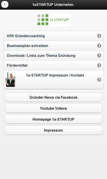 1aSTARTUP screenshot 2