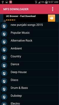 Music Downloader - 2016 screenshot 2