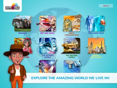 Explore Mworld poster