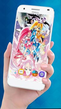 Pretty Cure New Wallpaper HD screenshot 4