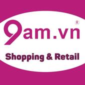 9AM-Mua hàng trực tiếp tại Mỹ icon