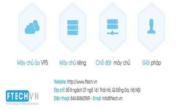 FTECH-Dịch vụ tên miền,hosting apk screenshot