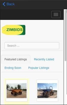 Zimbids screenshot 1