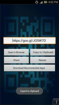 Vehicle Barcode Scanner Pro Apk Screenshots